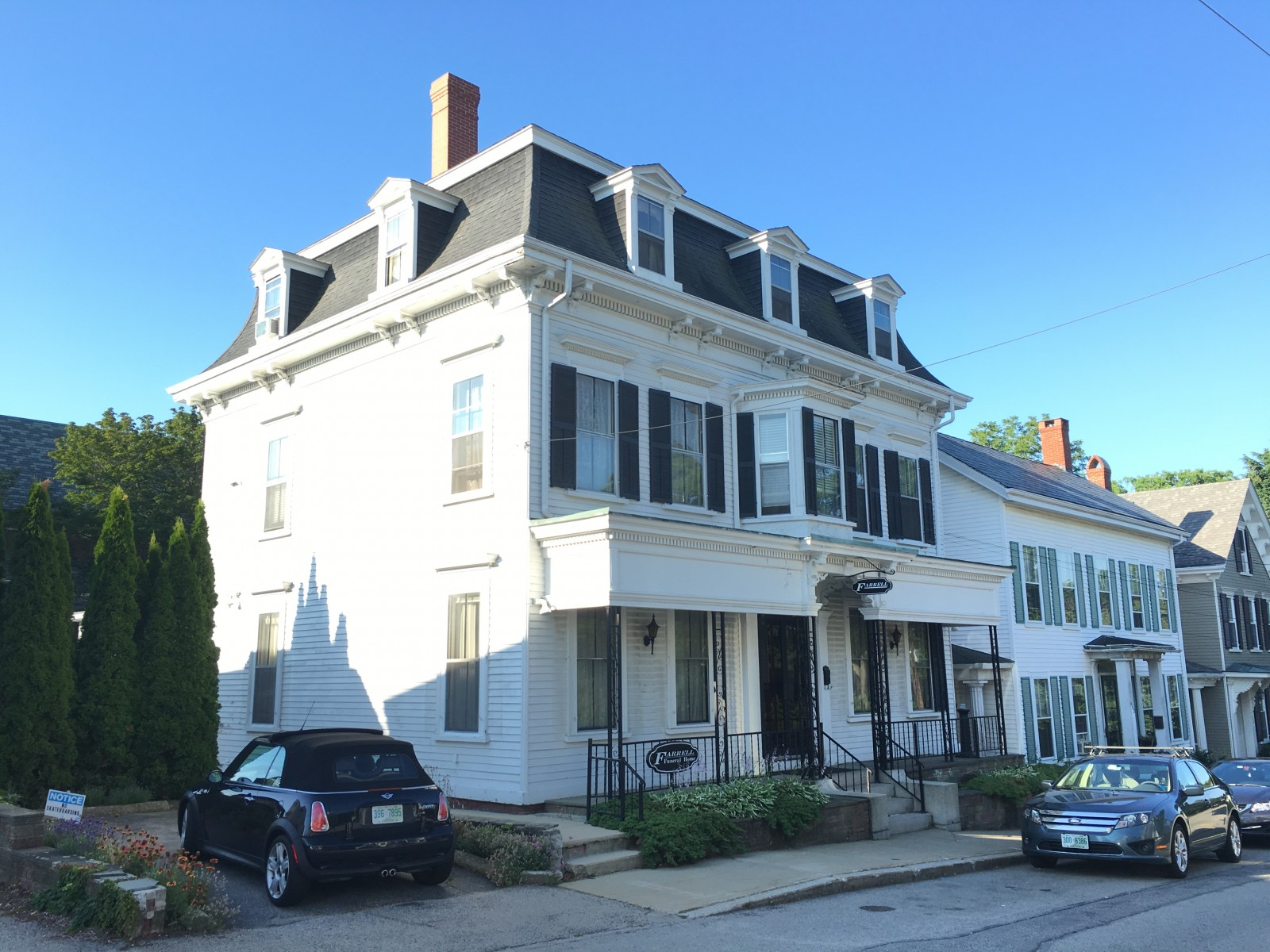 Remick And Gendron Funeral Home New Hampshire
